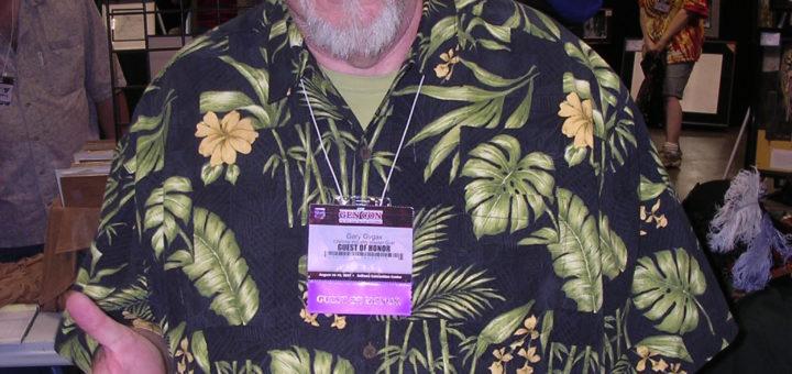 Gary Gygax GenCon 2007
