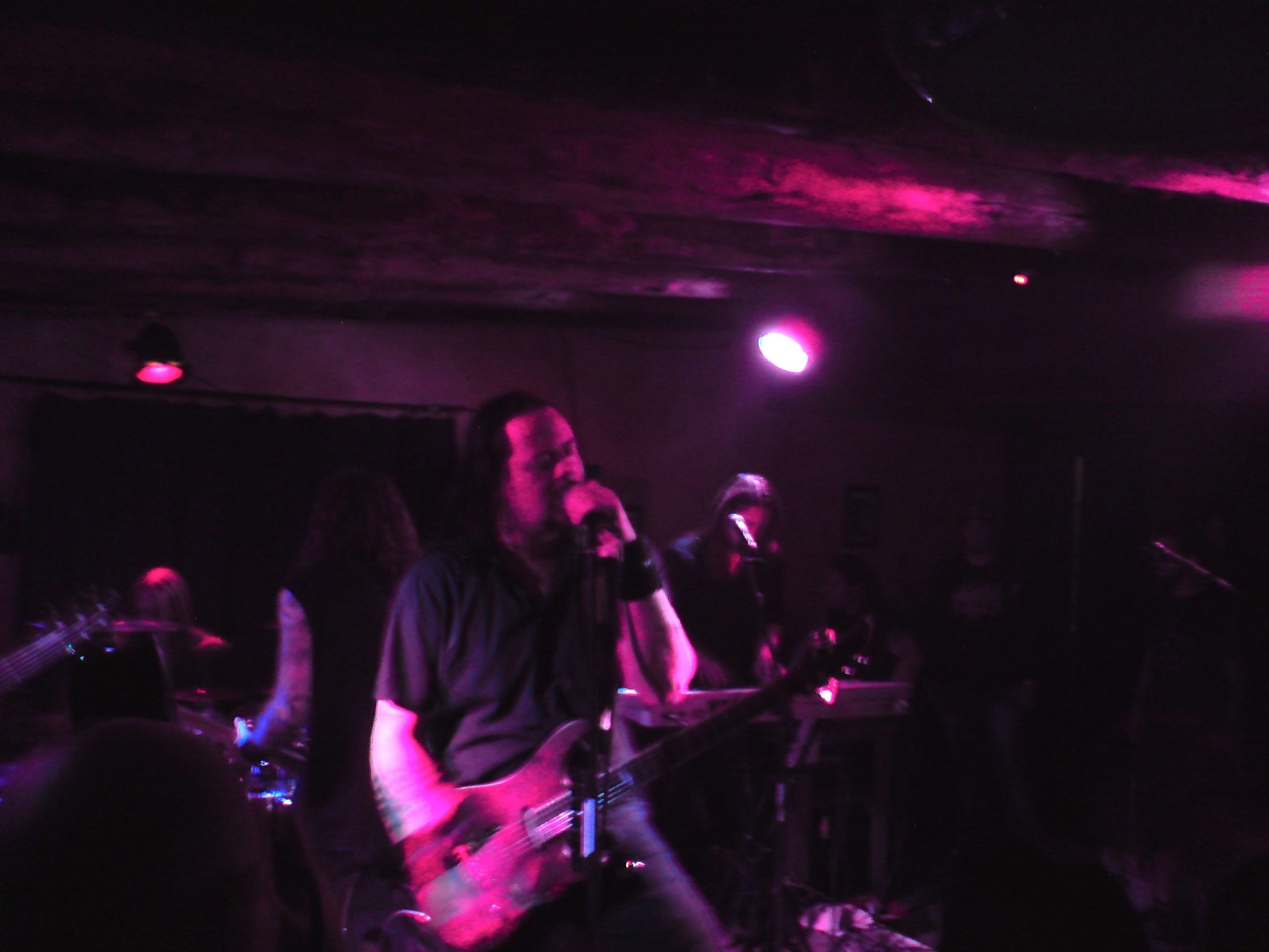 Evergrey à Collombey