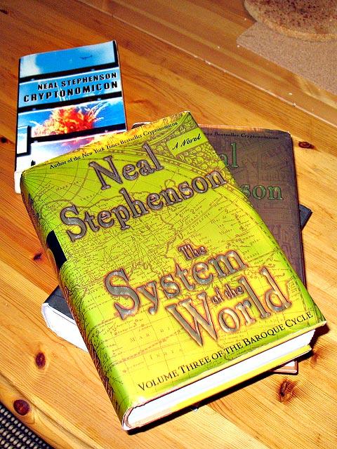 """""""La Trilogie baroque"""", de Neal Stephenson"""