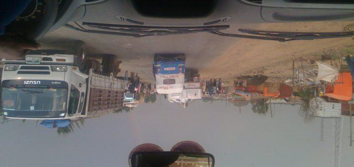 Route Ethiopie