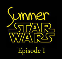 """Challenge """"Summer Star Wars – Épisode I"""""""