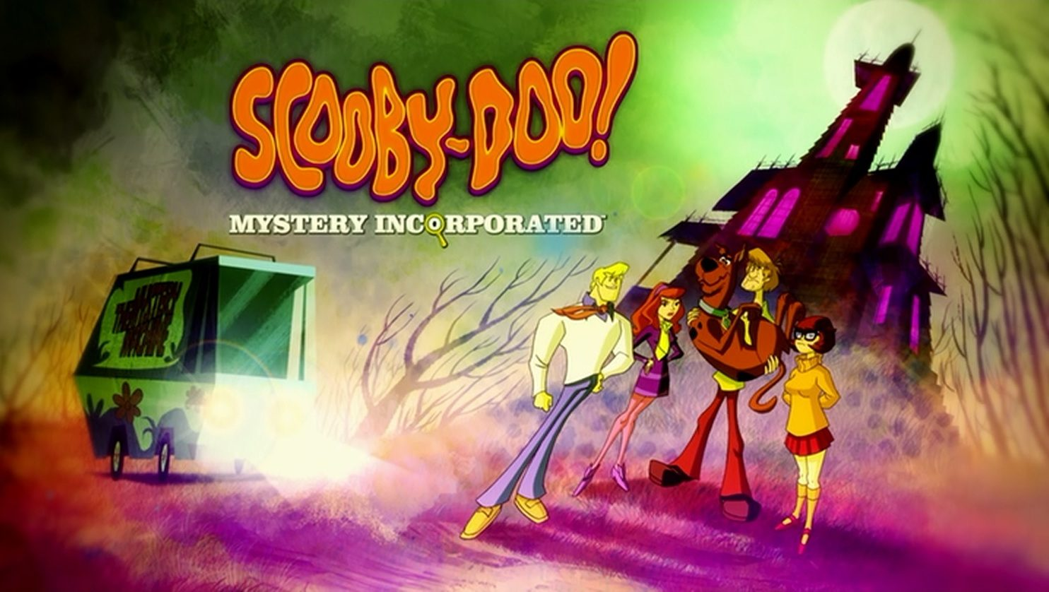 Scooby Doo Mystery Incorporated Blog A Part