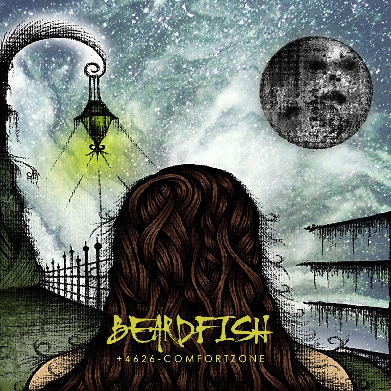 Beardfish: +4626-Comfortzone