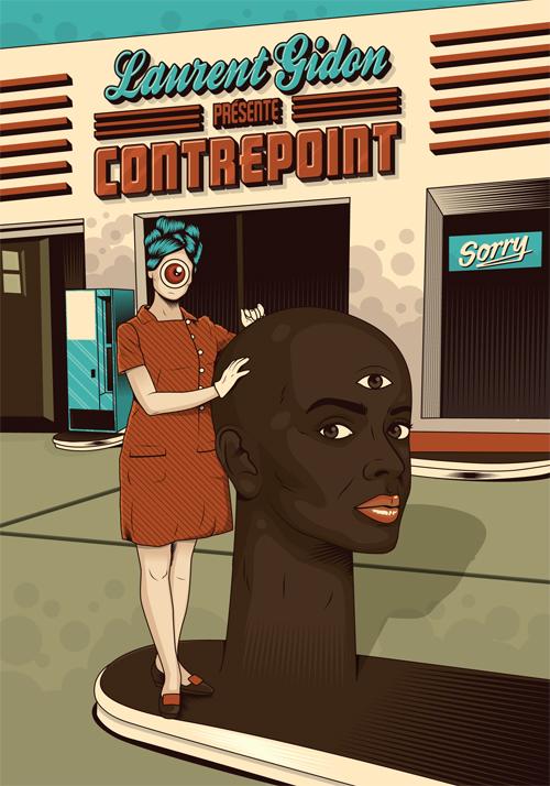 « Contrepoint », de Laurent Gidon