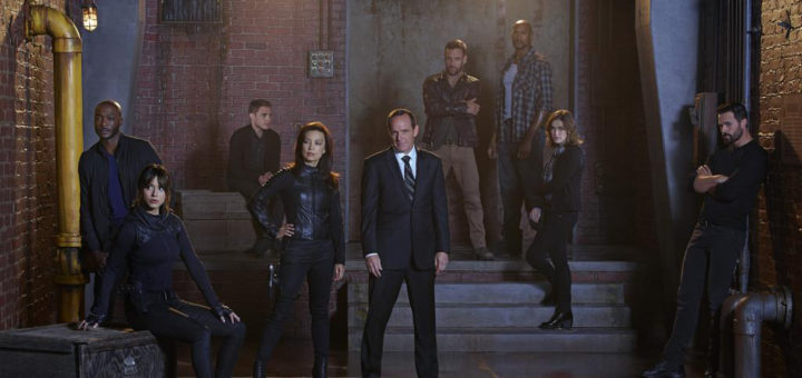 Agents of SHIELD Saison 2