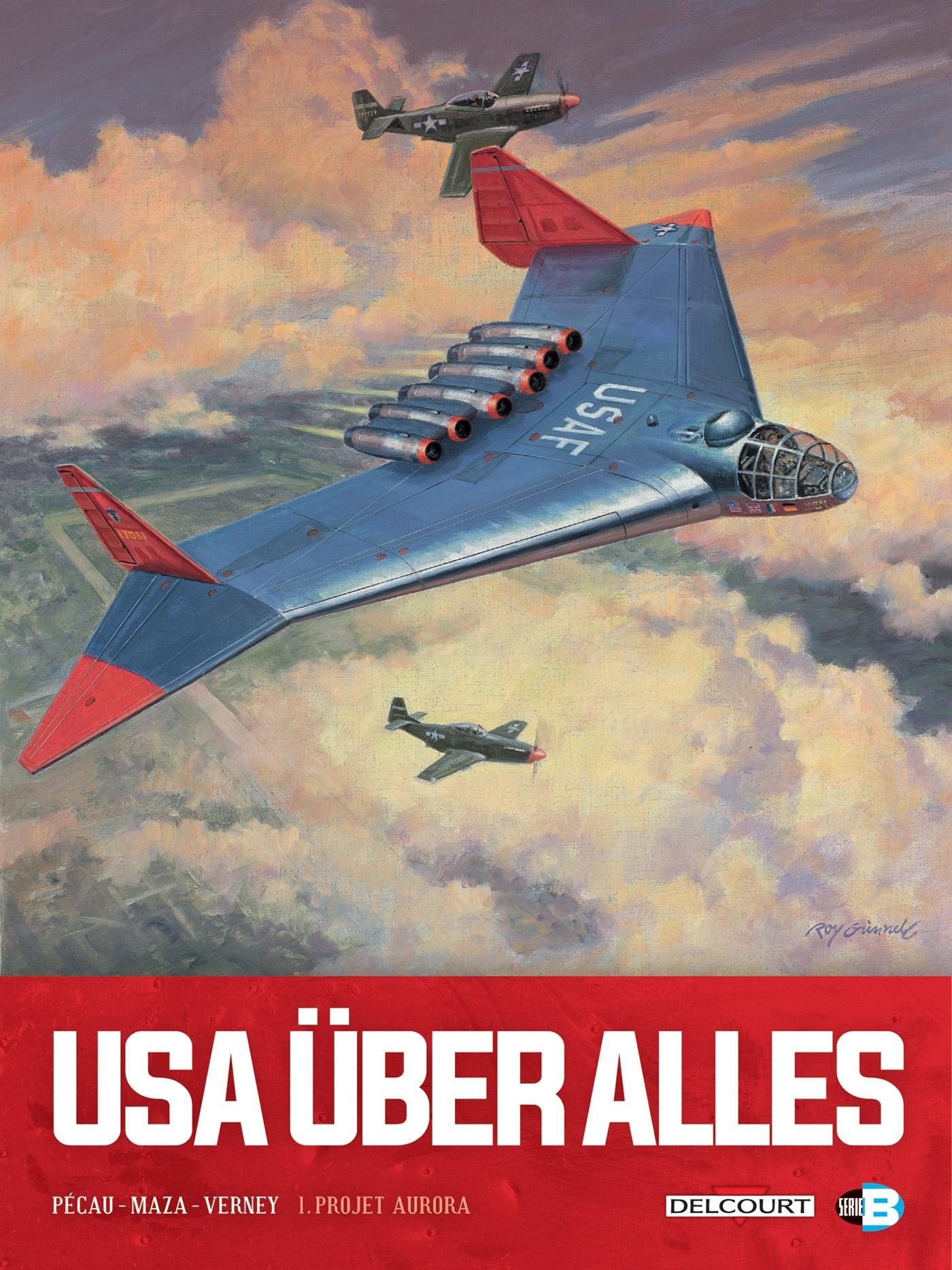 USA über Alles, tome 1