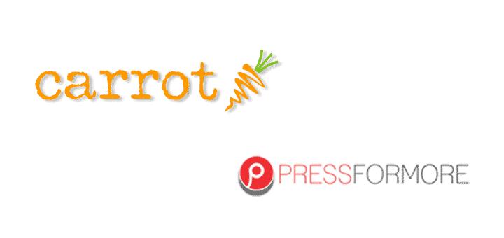 Carrot & Pressformore