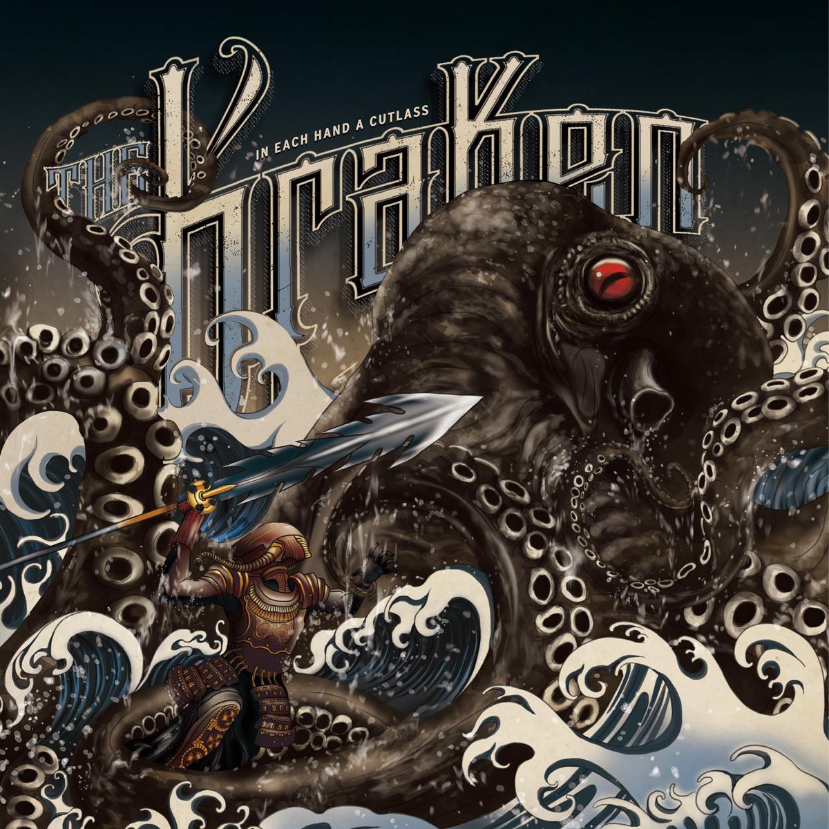 In Each Hand A Cutlass: The Kraken