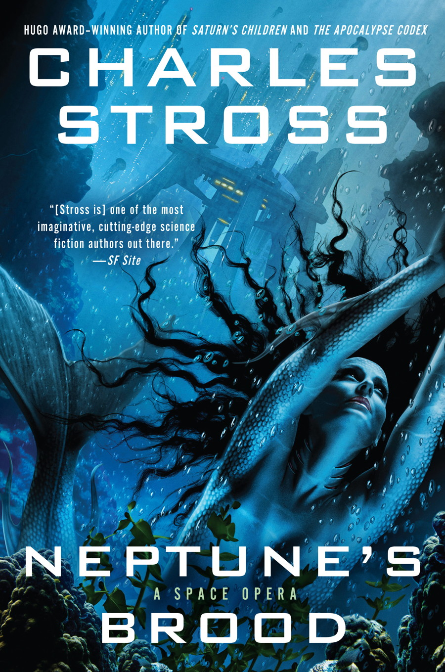 """Neptune's Brood"", de Charles Stross"