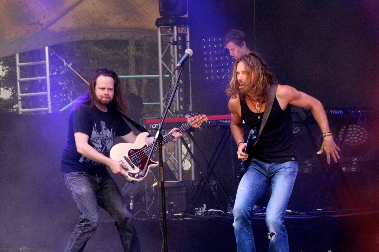 Pain of Salvation au Night of the Prog 2015