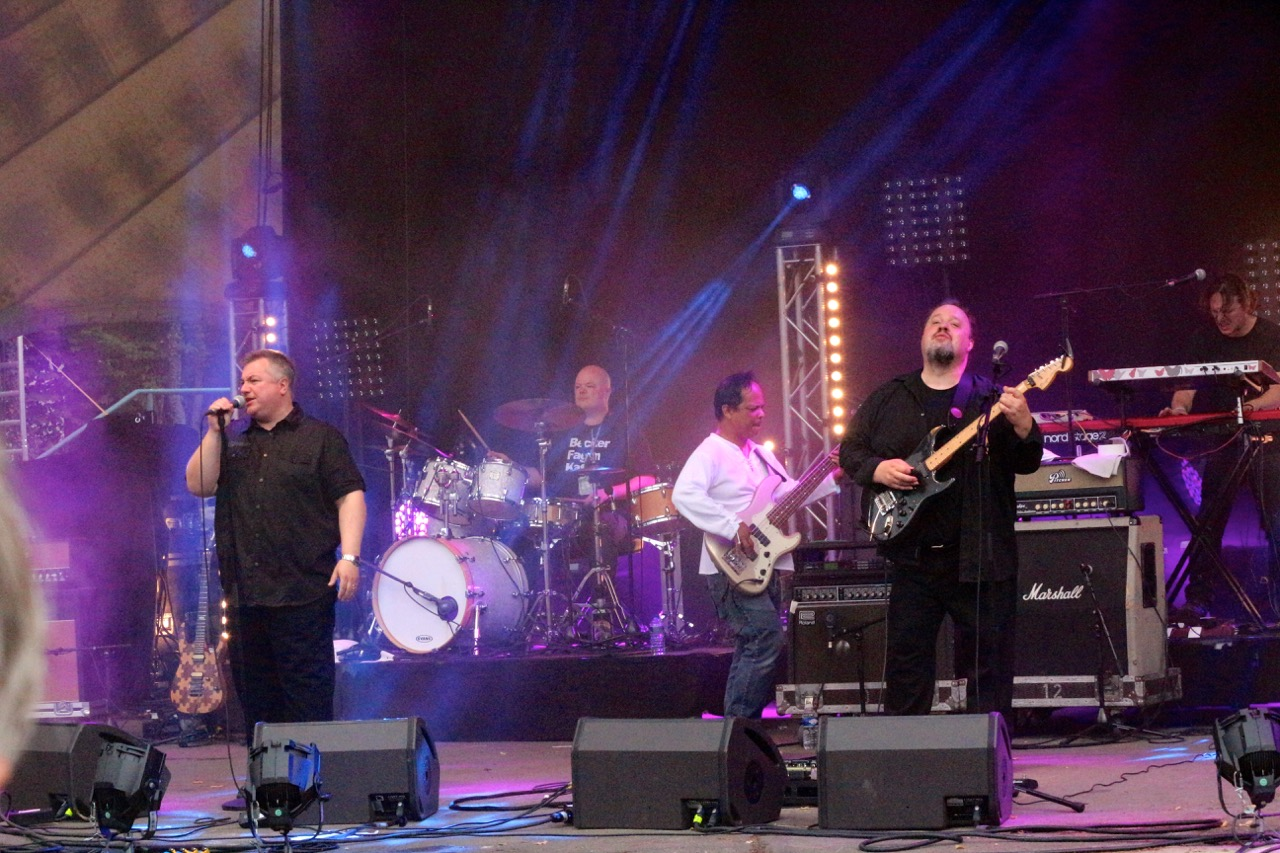 Steve Rothery Band au Night of the Prog 2015