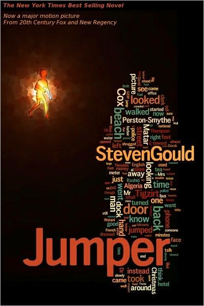 """Jumper"", de Steven Gould"