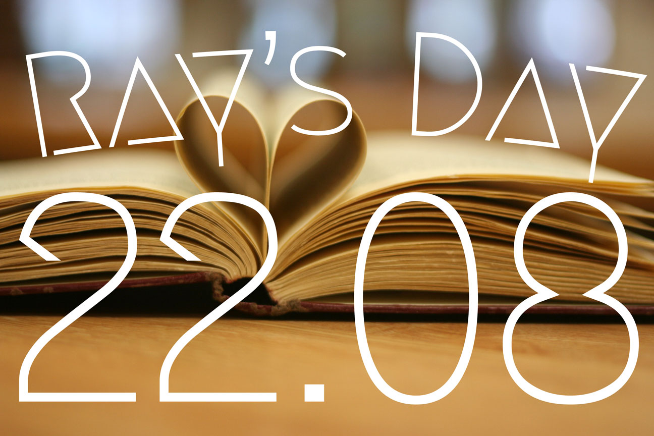 Ray's Day 22.08.2015