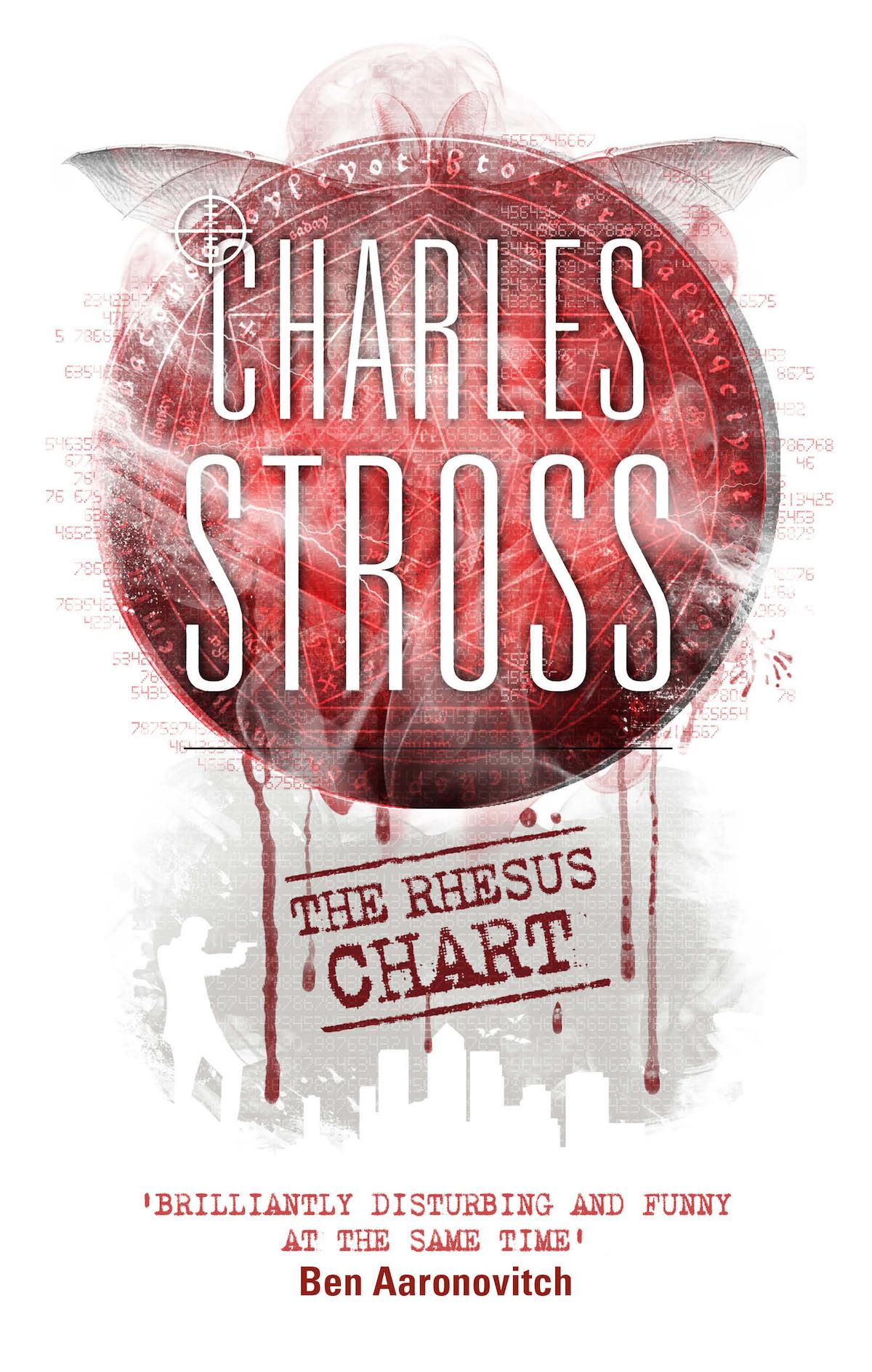 """The Rhesus Chart"" de Charles Stross"