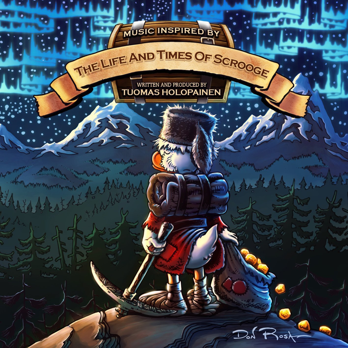 Tuomas Holopainen: The Life and Times of Scrooge