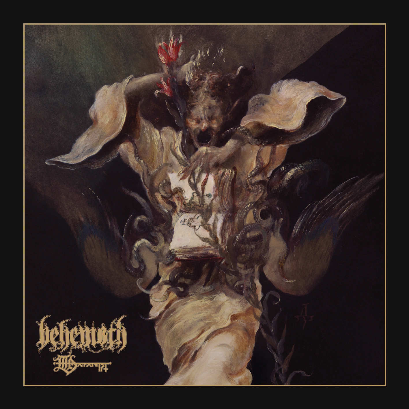 Behemoth: The Satanist