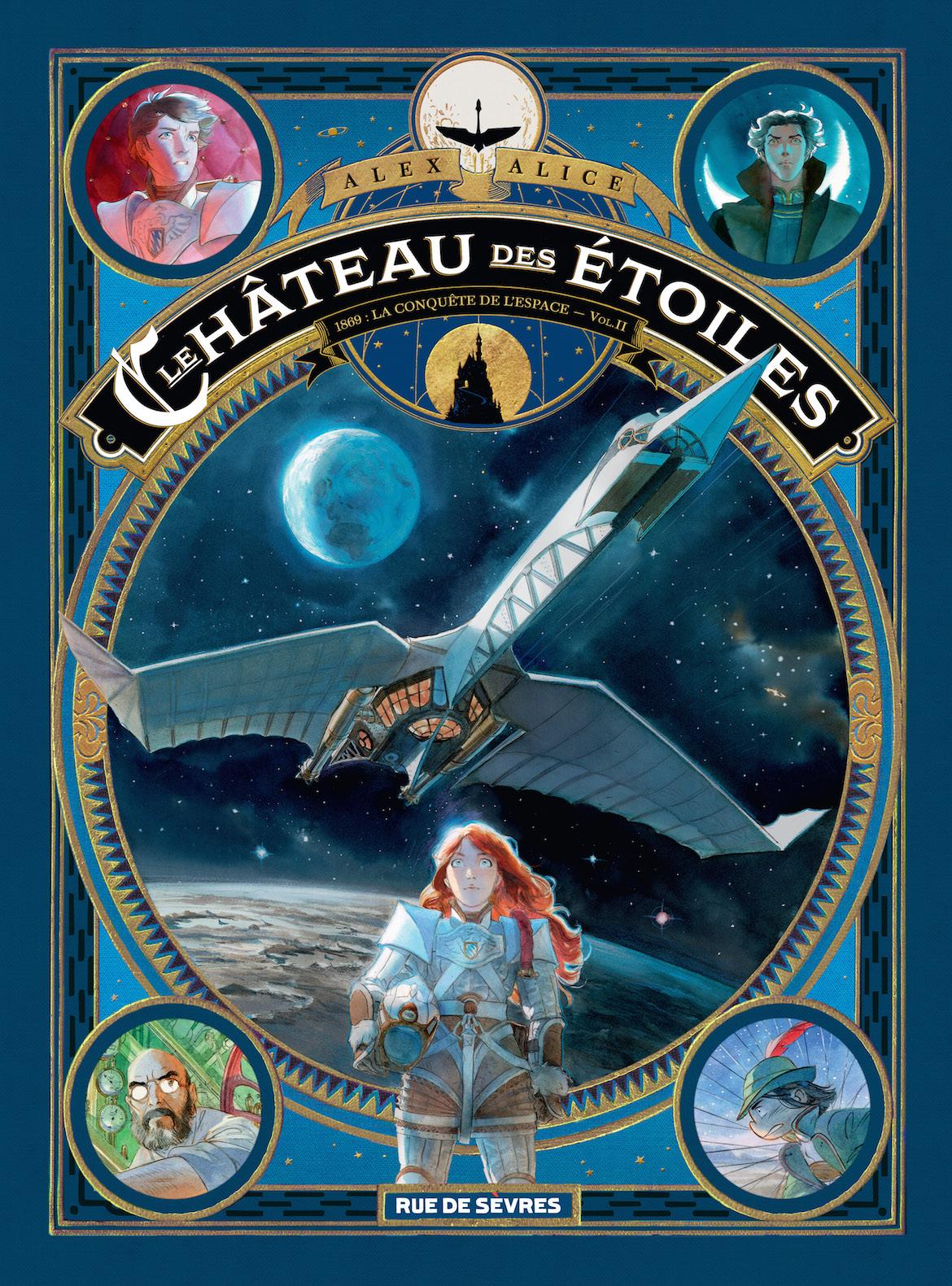 Le Château des Étoiles, tome 2
