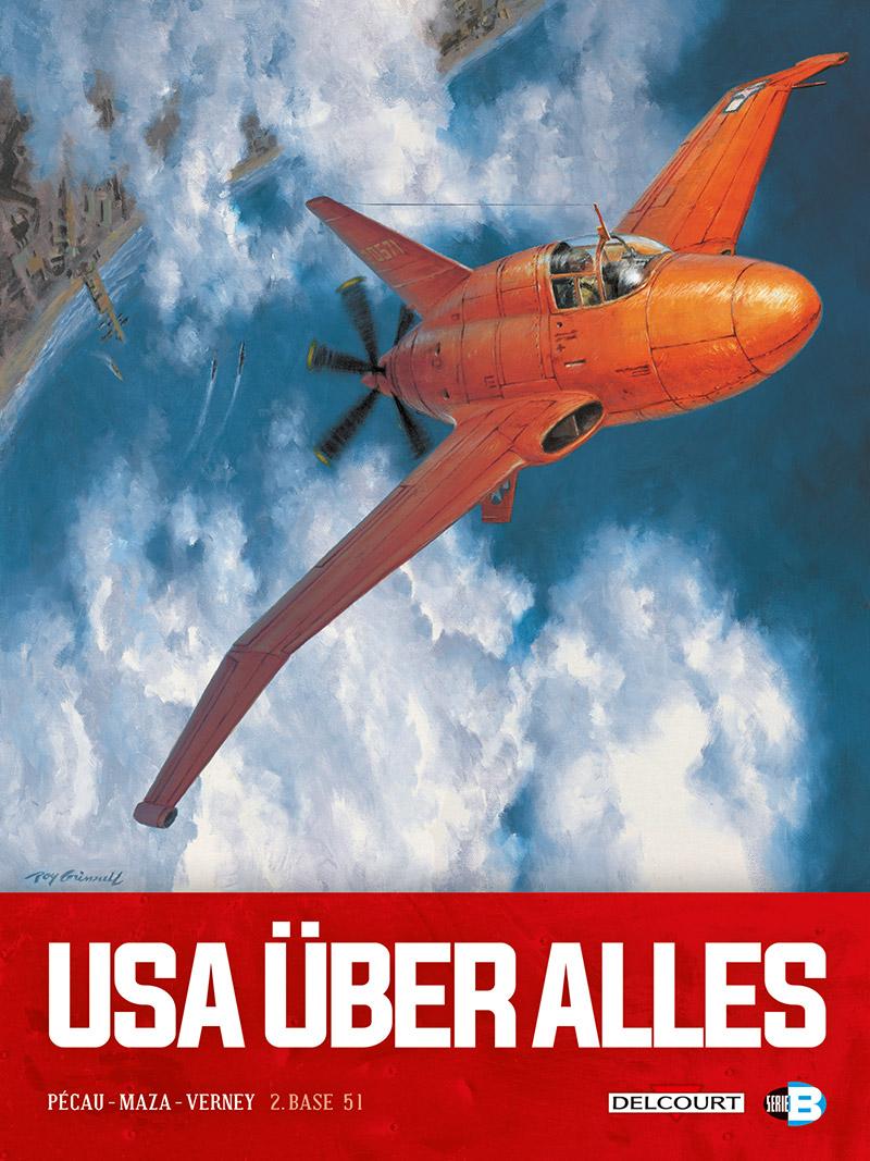 USA über alles, tome 2: Base 51