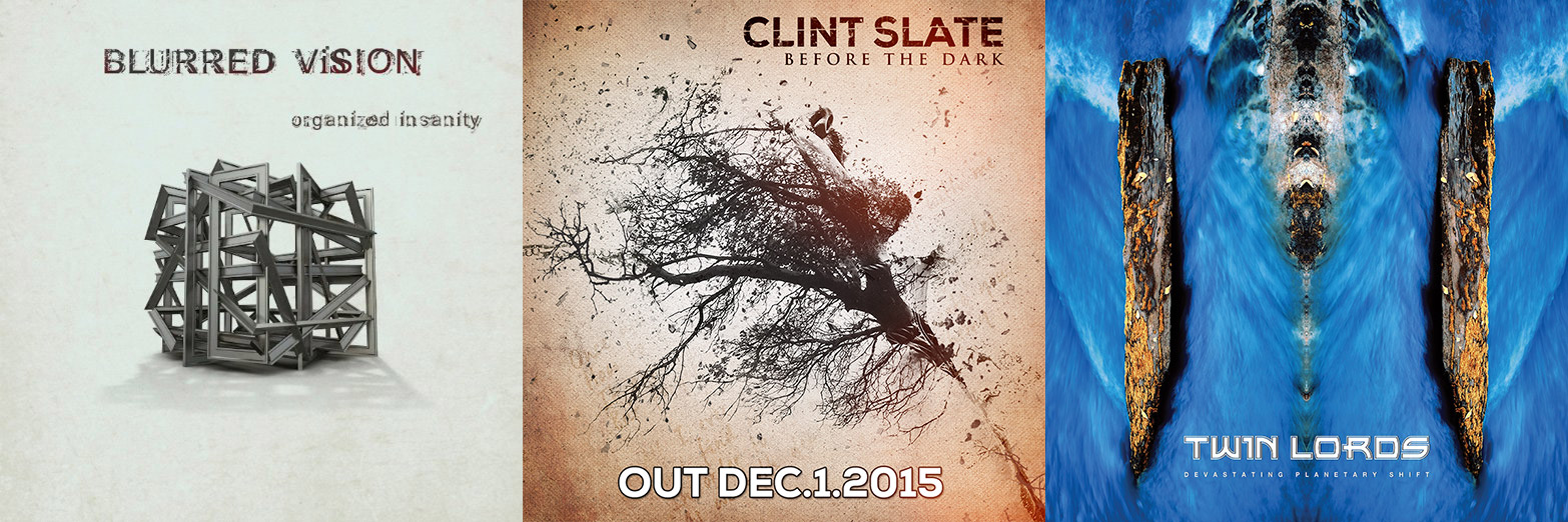 Blurred Vision/Clint Slate/Twin Lords