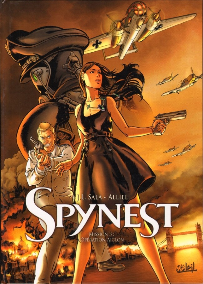 Spynest mission 3