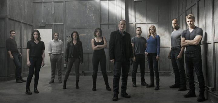 Agents of SHIELD Saison 3