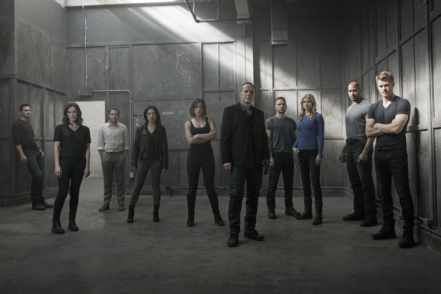 Agents of SHIELD Saison 3