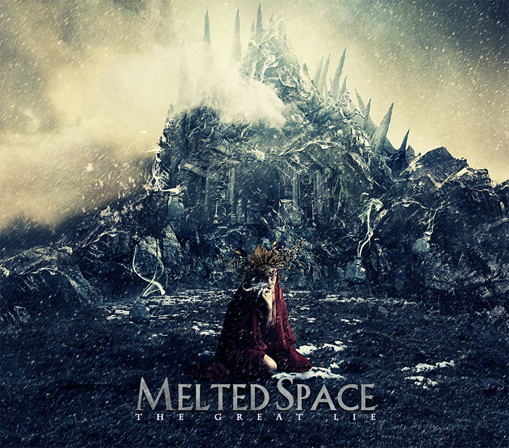 Melted Space: The Great Lie
