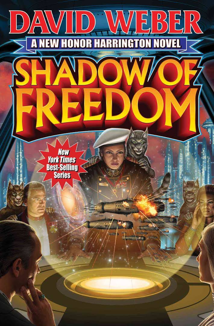 """Shadow of Freedom"", de David Weber"