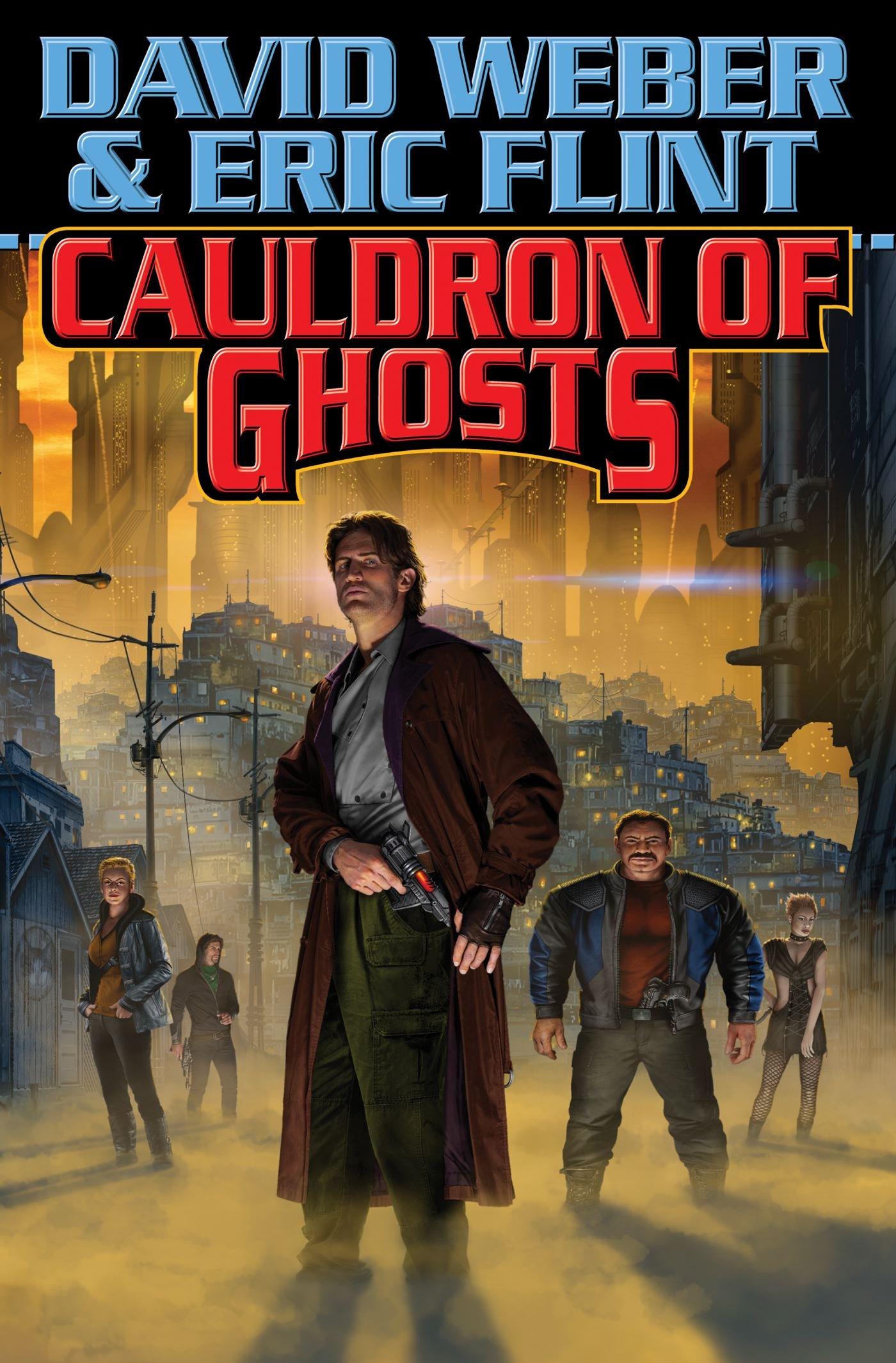 """Cauldron of Ghosts"", de David Weber et Eric Flint"