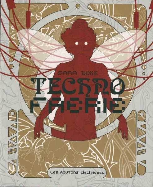 """Techno Faerie"", de Sara Doke"