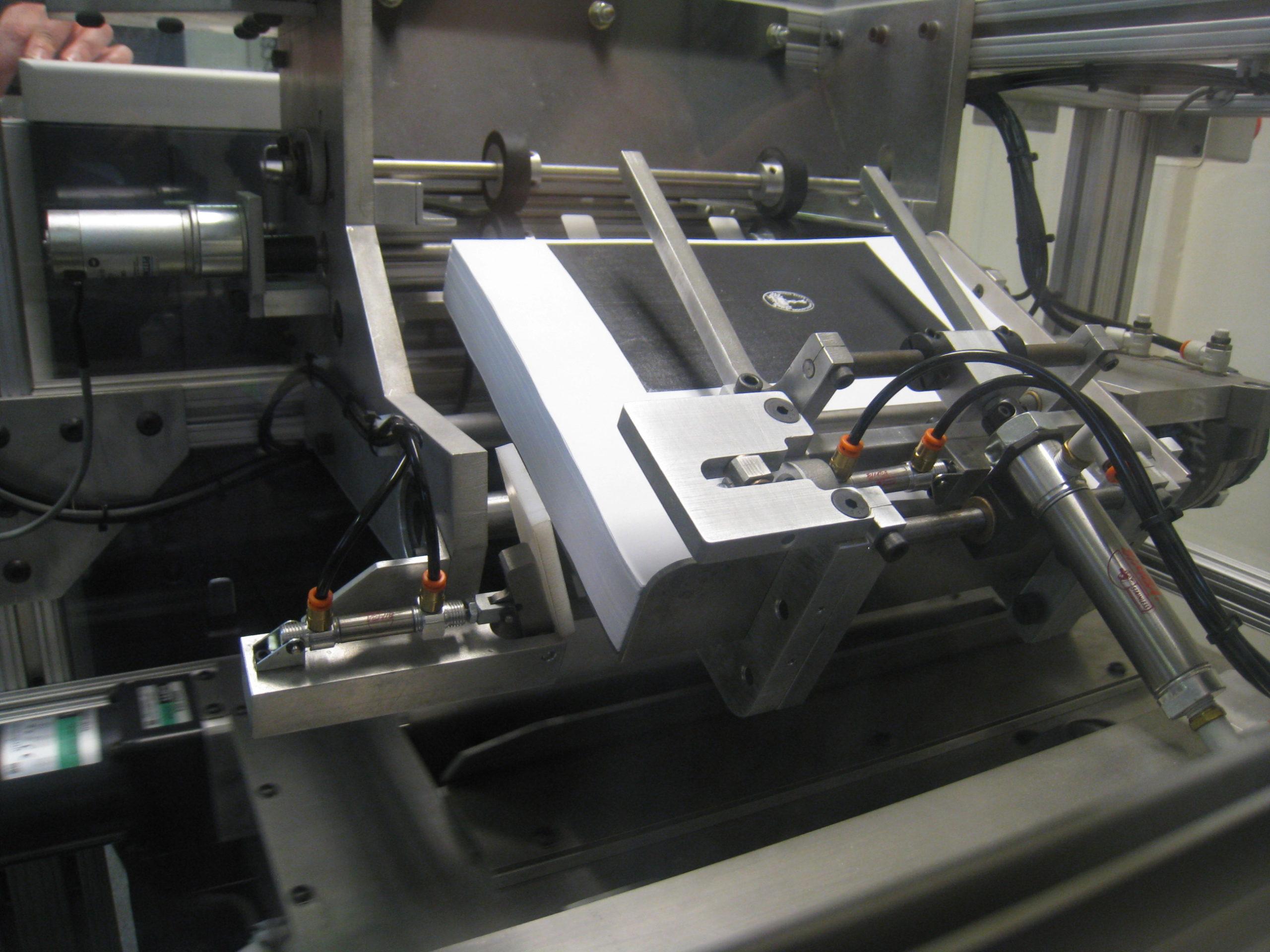 On-demand book printer