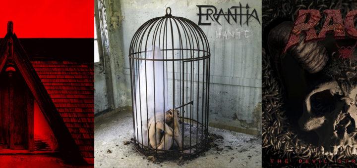 Corbeaux: Kind Words / Errantia: Hanté / Rage: The Devil Strikes Again