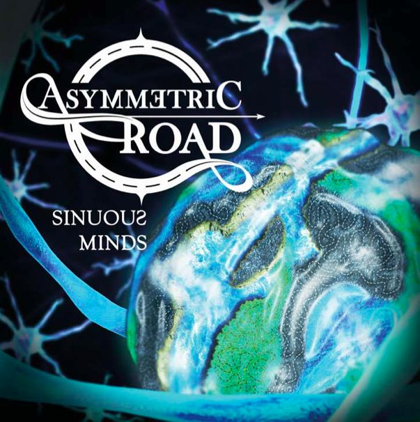 Asymmetric Road: Sinuous Minds