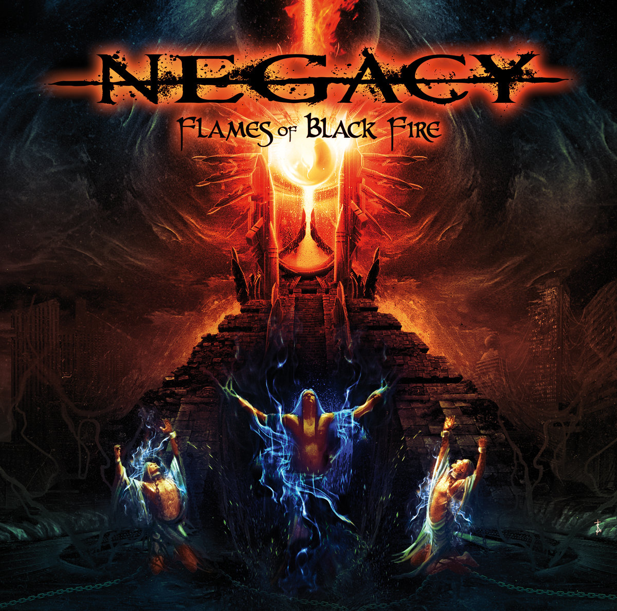 Negacy: Flames of Black Fire