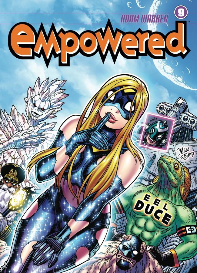 Empowered, book 9
