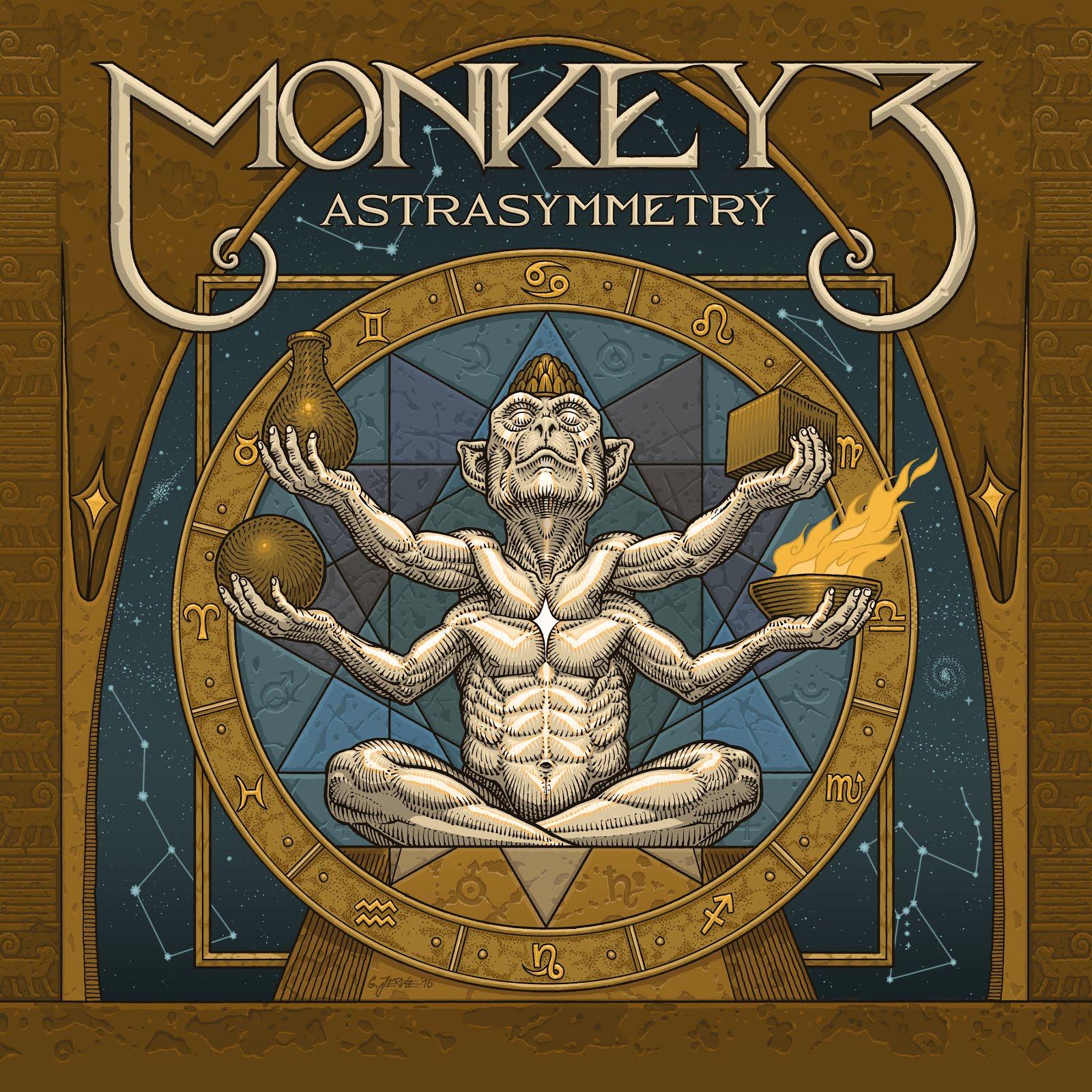 Monkey3: Astra Symmetry