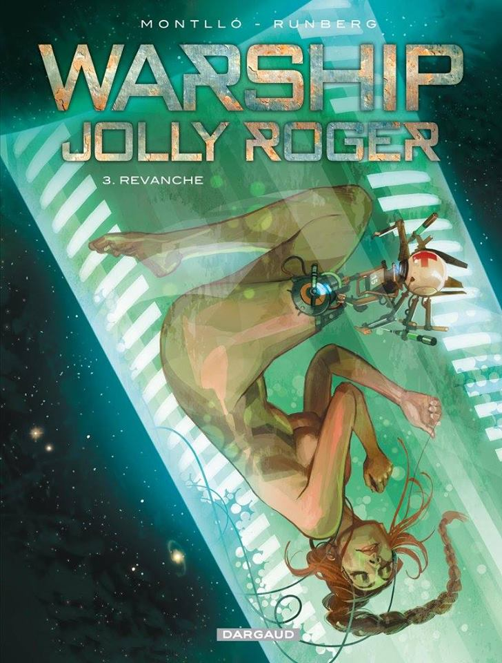 Warship Jolly Roger, tome 3