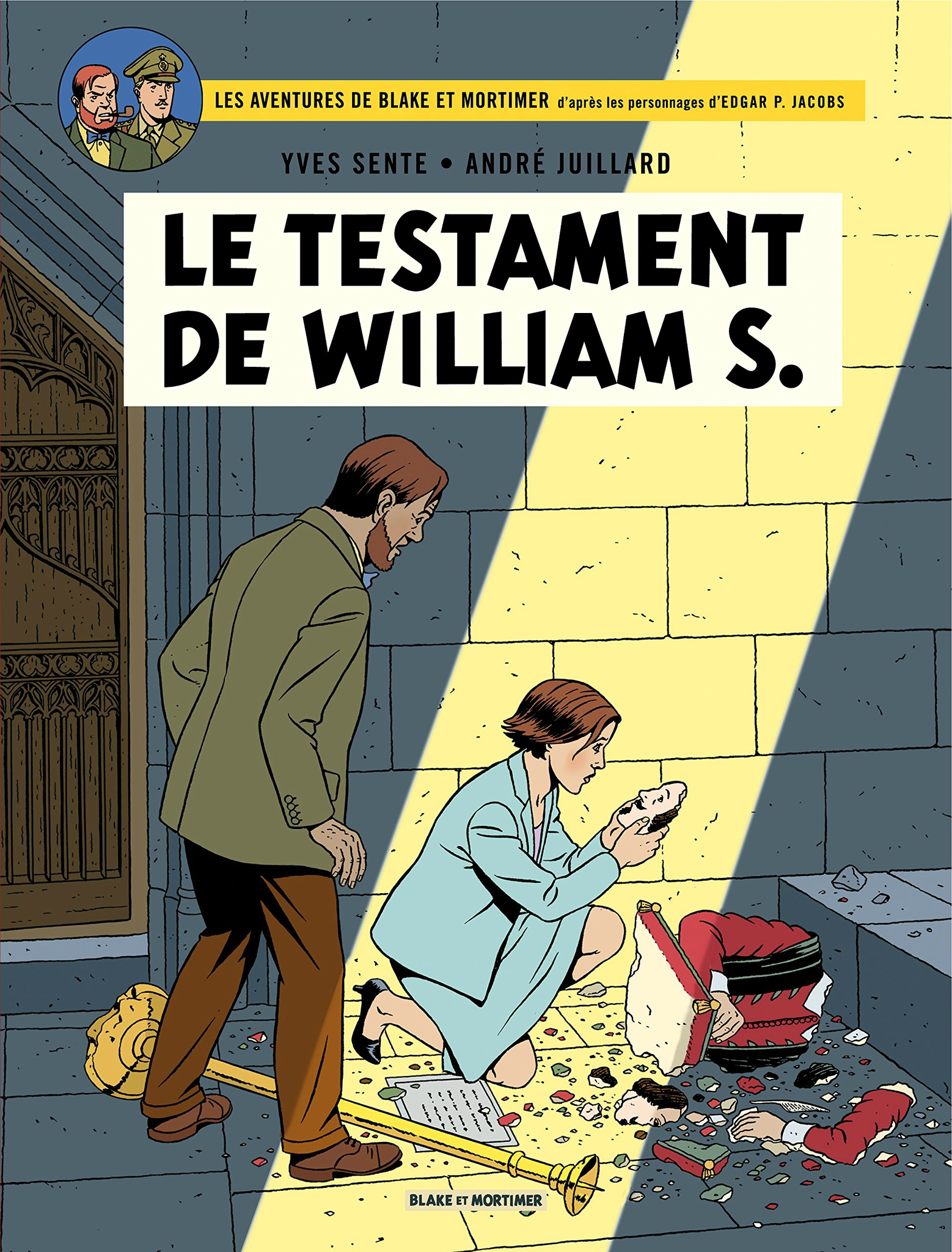 Blake et Mortimer: Le Testament de William S.