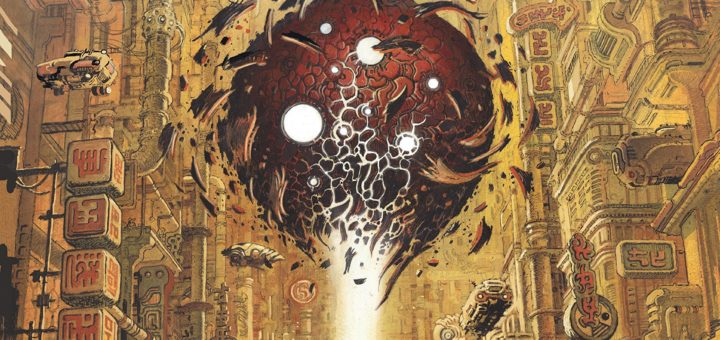 Orbital, tome 7: Implosion