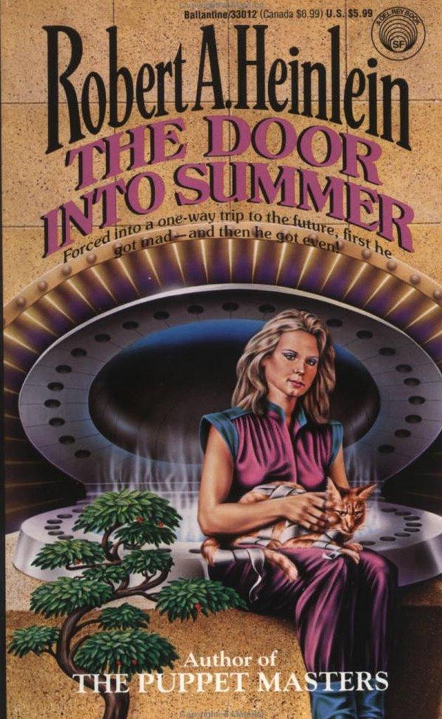 """""""The Door into Summer"""", de Robert Heinlein"""