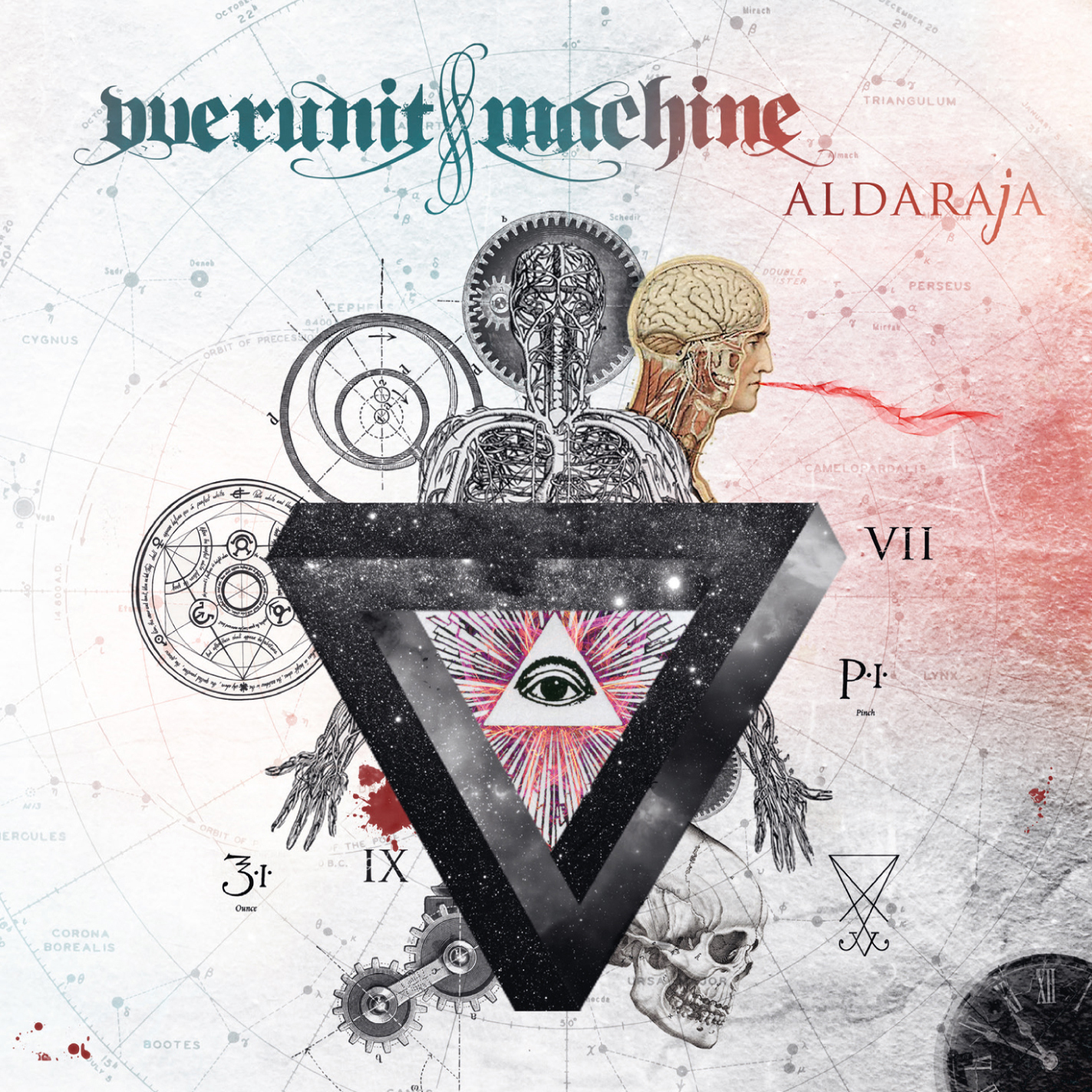 Overunit Machine: Aldaraja