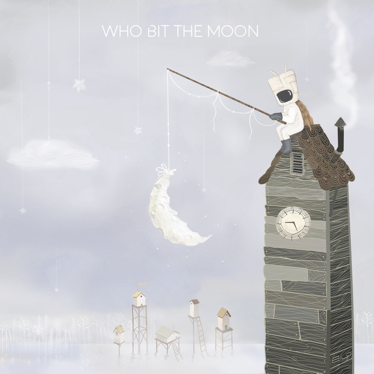 David Maxim Micic: Who Bit the Moon