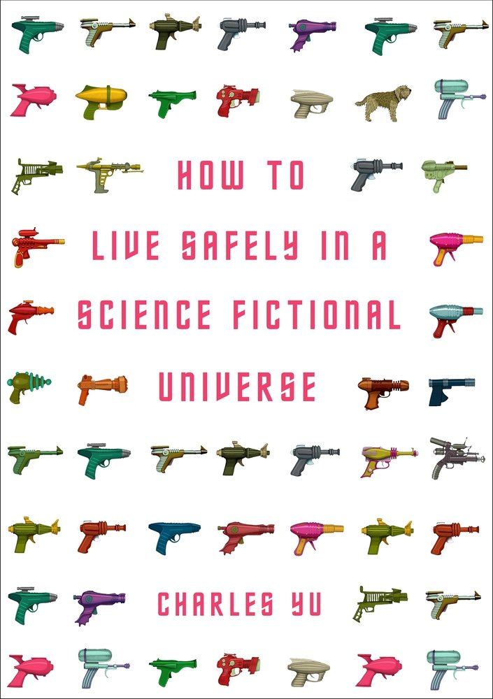"""How to Live Safely in a Science Fictional Universe"", de Charles Yu"