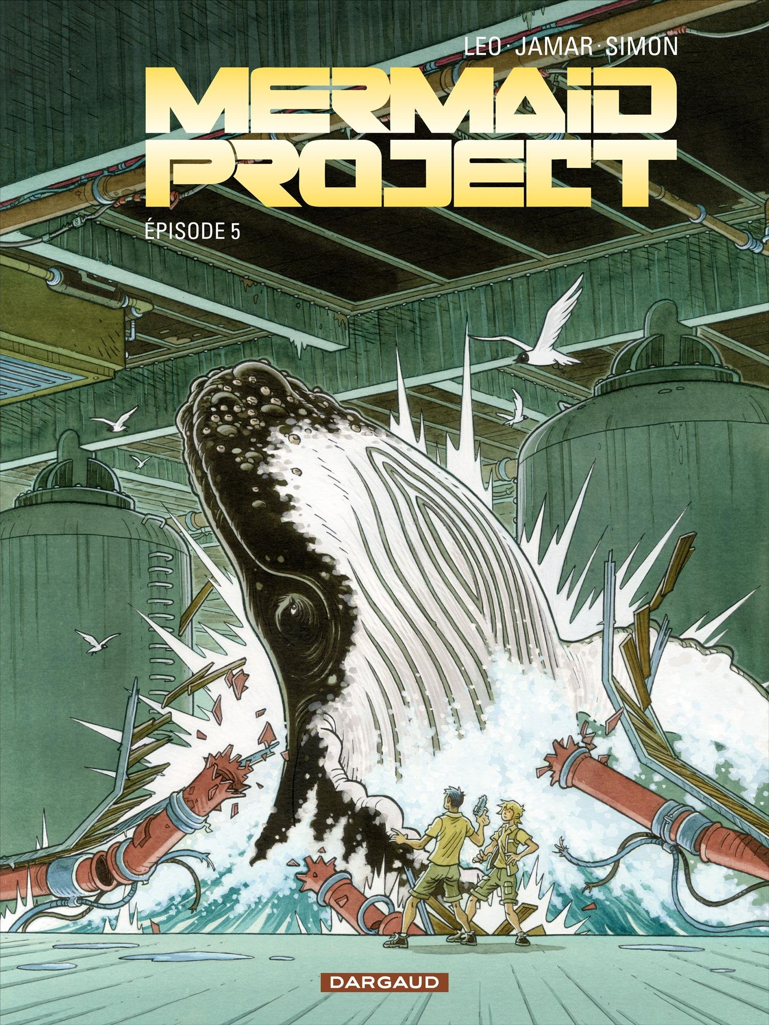 Mermaid Project, épisode 5
