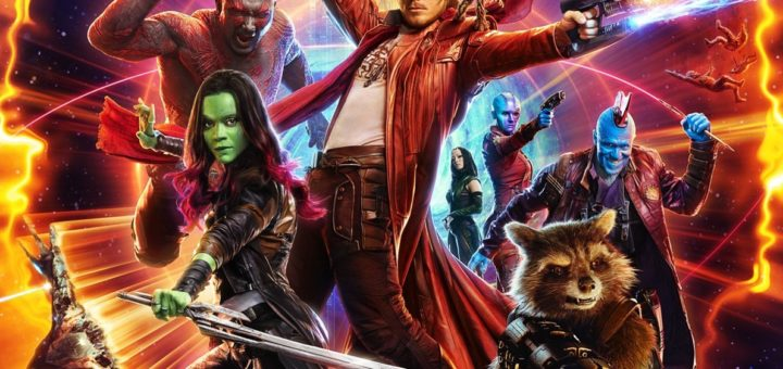 Guardians of the Galaxy, vol. 2