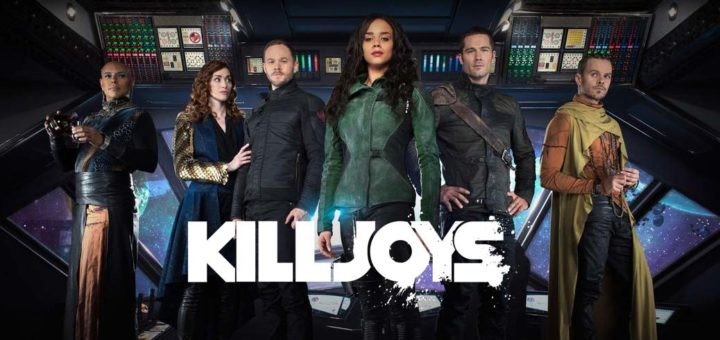Killjoys, saison 2