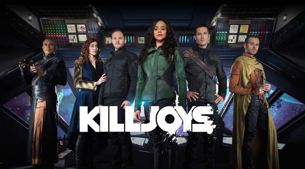 Killjoys, saison 2