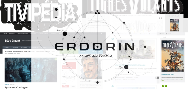 Erdorin: Evolution