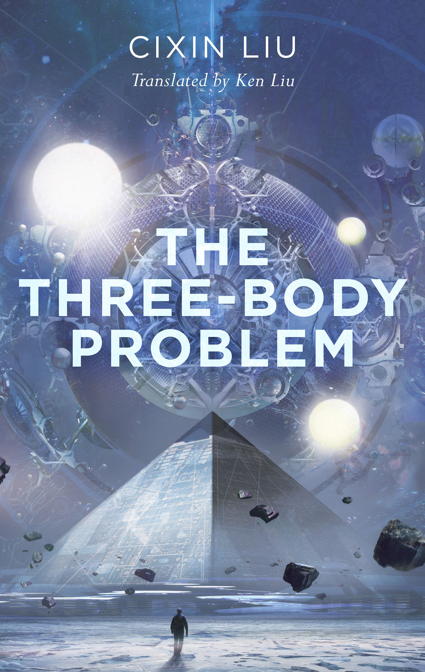"""The Three-Body Problem"", de Liu Cixin"