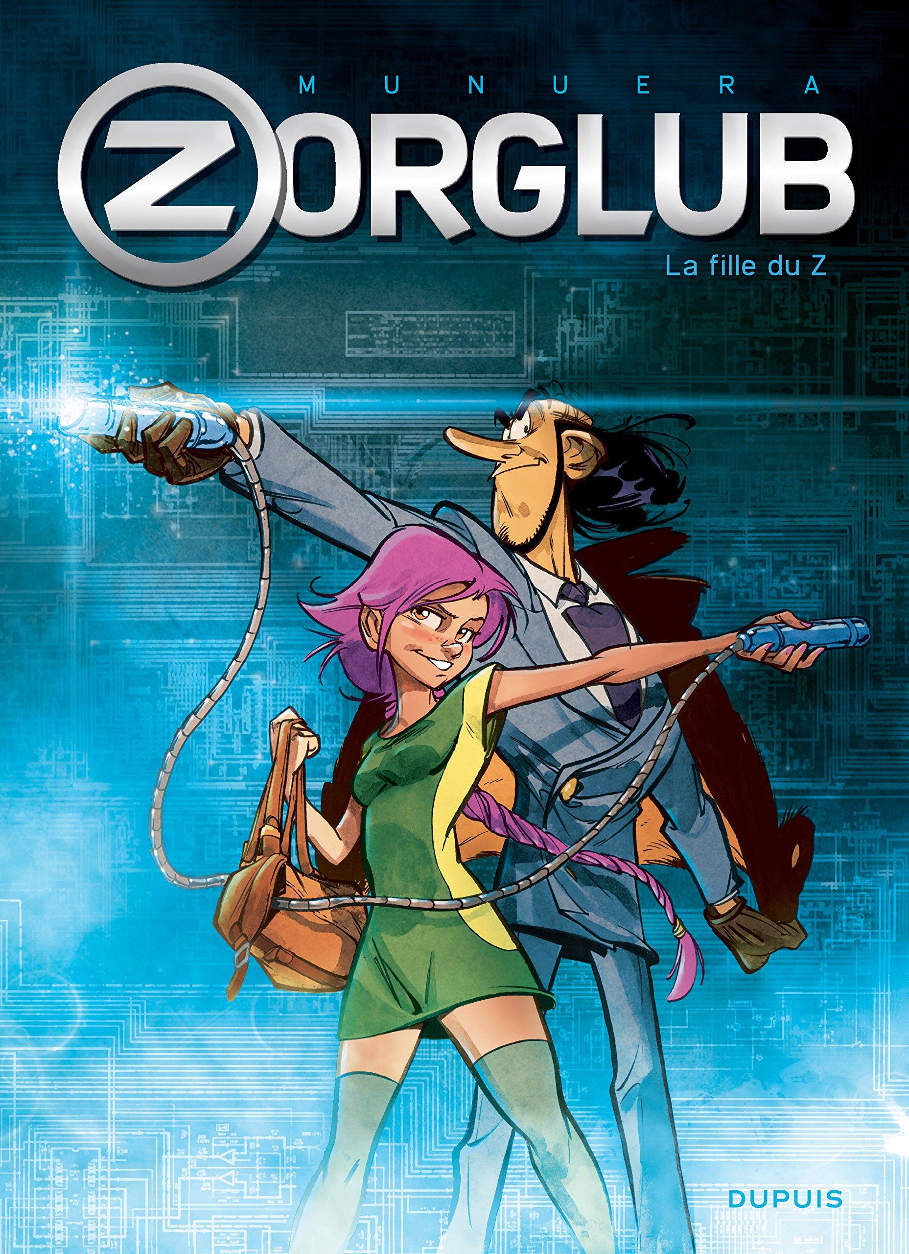 Zorglub, tome 1: La Fille du Z